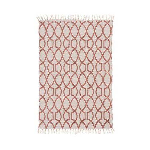 Dywan bawełniany PINK różowy 60 x 90 cm INSPIRE (3276000630753)