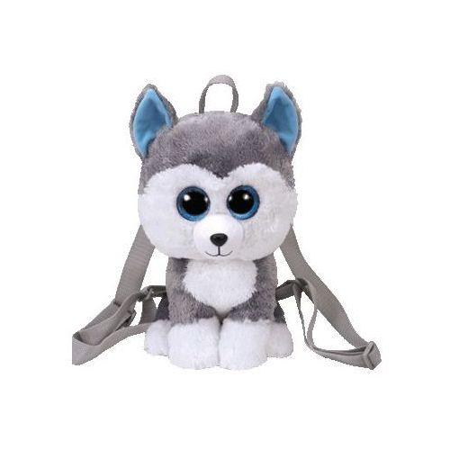 Plecak pluszowy husky Slush Ty Gear 25 cm
