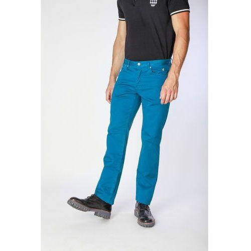 Spodnie męskie JAGGY - J1551T812-1M-59, kolor niebieski