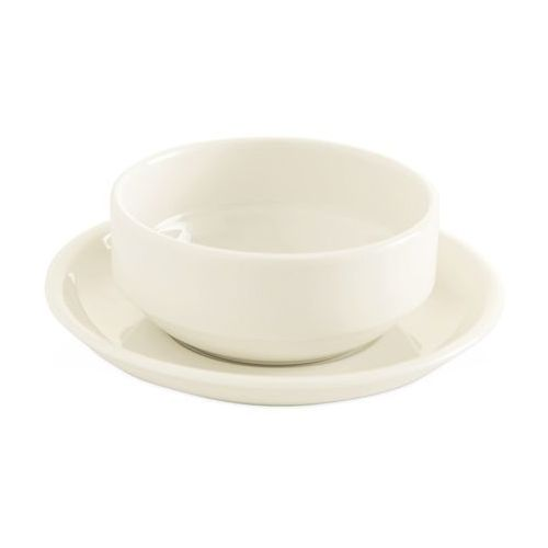 Bulionówka porcelanowa crema marki Fine dine