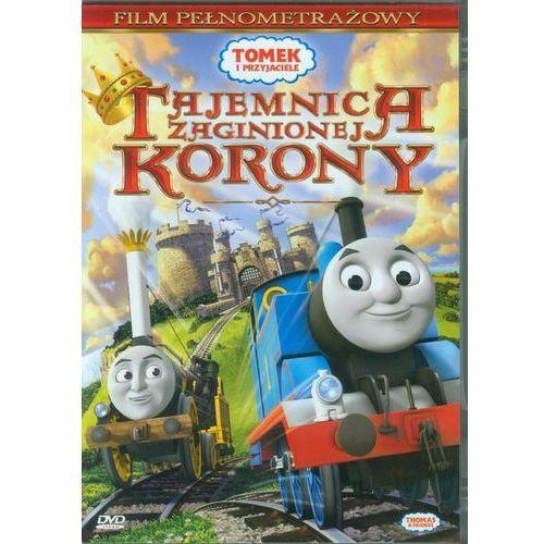 Tomek. Tajemnica zaginionej korony (DVD), kup u jednego z partnerów