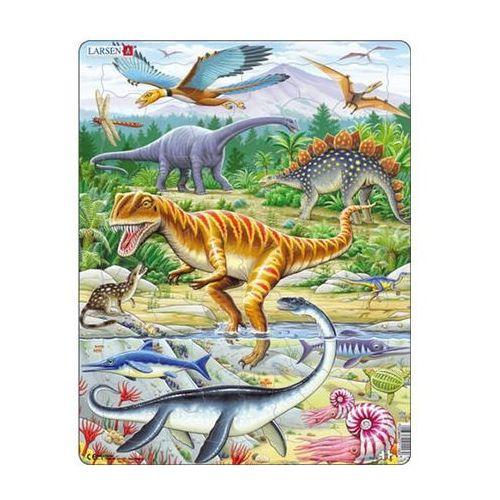 Neuveden Puzzle maxi - dinosauři/35 dílků (7023852116197)