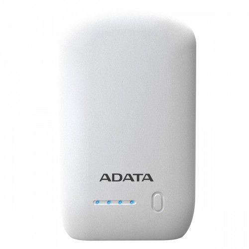 Adata Power Bank P10050 10500mAh Biały 2.4A