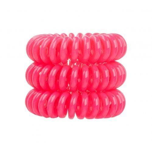 the traceless hair ring gumka do włosów 3 szt dla kobiet pinking of you marki Invisibobble