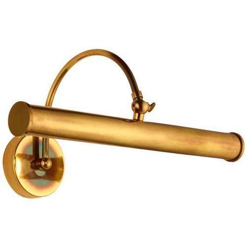Amplex Kinkiet lampa ścienna expo m 513 regulowana oprawa klasyczna nad obraz galeryjka złota (1000000548754)