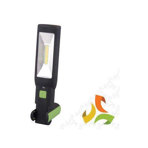 Lampa ładowalna, latarka z magnesem COB 7LED P4512 EMOS, 1450000120/EMO