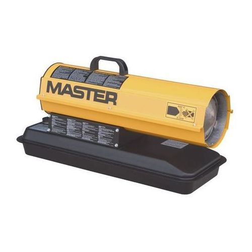 Master - partner handlowy Nagrzewnica olejowa bez odprowadzania spalin master b 35 cel - promocja + gratis - partner firmy master