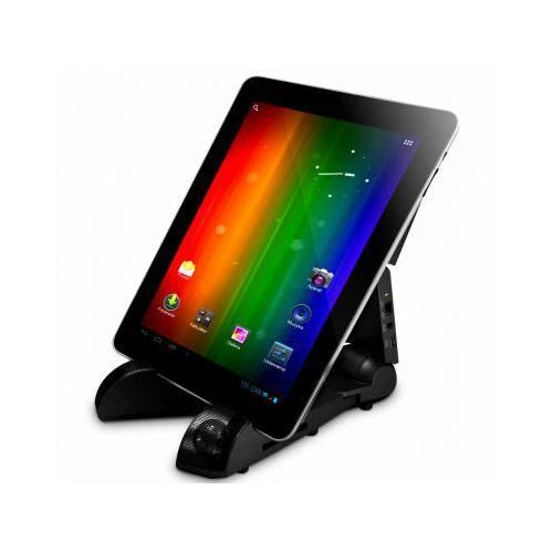 Overmax Uchwyt/podstawka na tablet + głośniki.