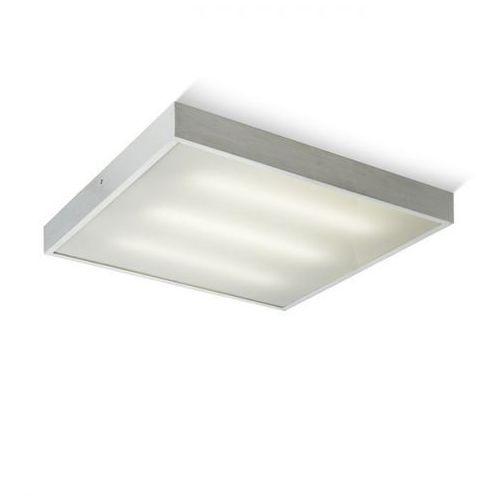 Redlux Lampa sufitowa structural 55x55 aluminiowa, r10096