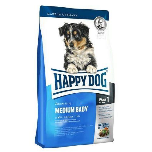 HAPPY DOG Supreme Young Medium Baby 1kg (4001967014952)