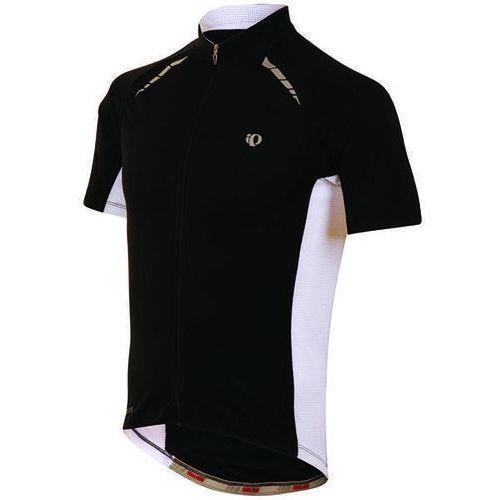 Pearl izumi elite pursuit - męska koszulka rowerowa (czarny-biały)