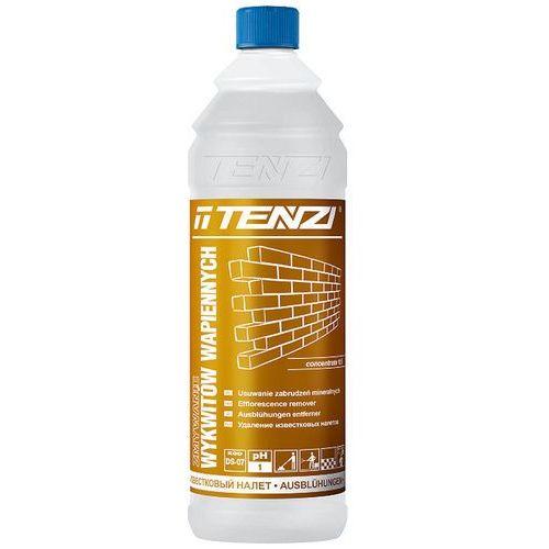 TENZI ZMYWANIE WYKWITÓW WAPIENNYCH, DS-10 (1 litr, 1:5) - preparat w koncentracie do zabrudzeń mineralnych