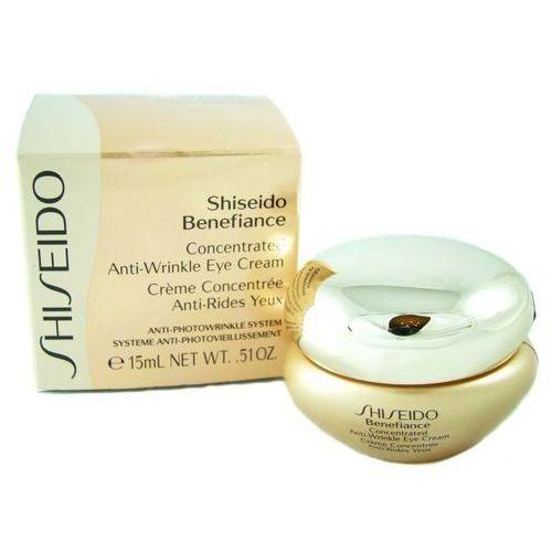 benefiance concentrated 15ml - eye cream wyprodukowany przez Shiseido