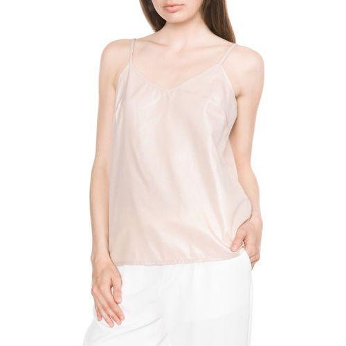 Vero moda jemina top różowy l
