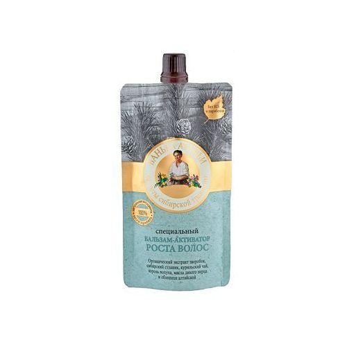 Babuszka Agafia Balsam aktywator wzrostu włosów (Łaźnia Agafii) 100ml - produkt z kategorii- Odżywianie włosów