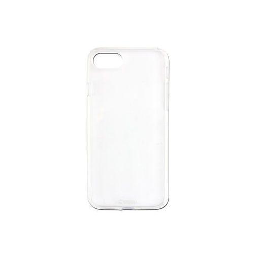 Krusell Apple iphone 7 - etui na telefon kivik clearcover - transparentny