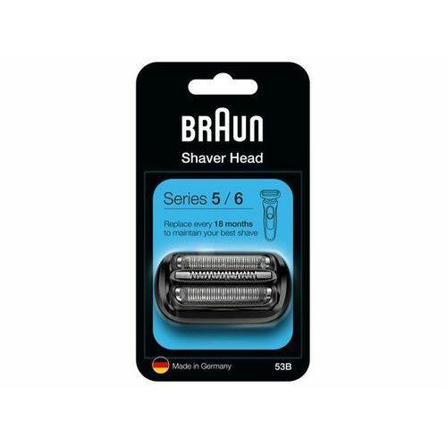 BRAUN Folia+blok ostrzy 53B do golarek Braun Series 5/6