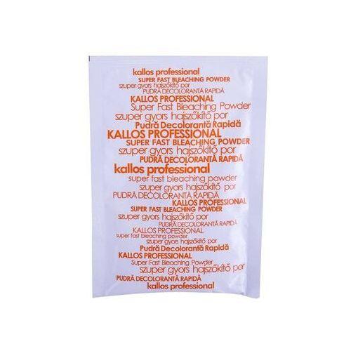 Kallos rozjaśniacz super fast puder w saszetkach 35g marki Kallos cosmetics