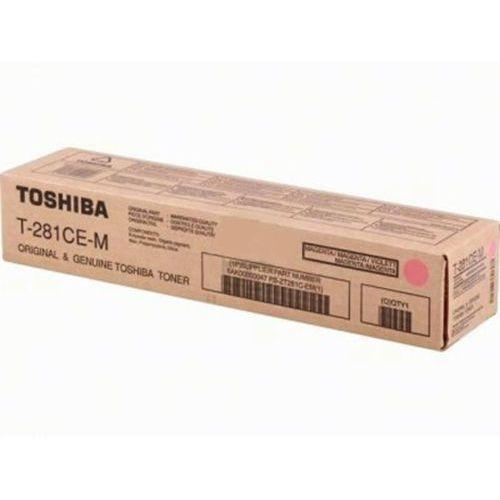 Toshiba toner Magenta T-281C-EM, T281CEM, T-281CE-M, 6AK00000047