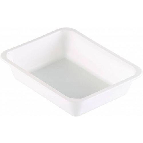 Duni Tacka cateringowa pp | biała | 227x178x50 mm | 216szt.
