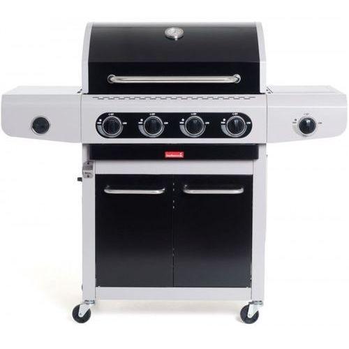 Barbecook Grill gazowy siesta 412 black