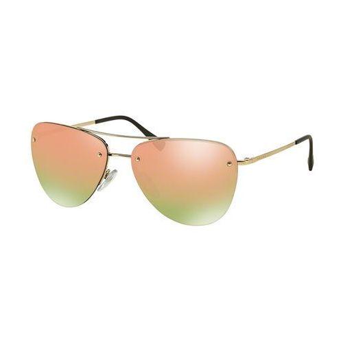 Okulary słoneczne ps53rs spectrum zvn5l2 marki Prada linea rossa