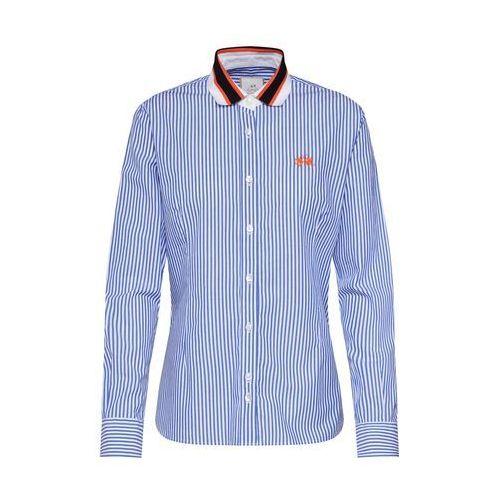 La martina bluzka 'woman shirt l/s striped popeli' ciemny niebieski / biały