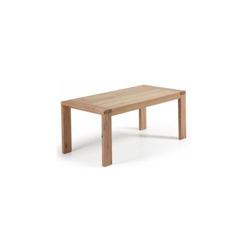 Laforma :: stół viana 180 (230) x 90 cm naturalne wykończenie