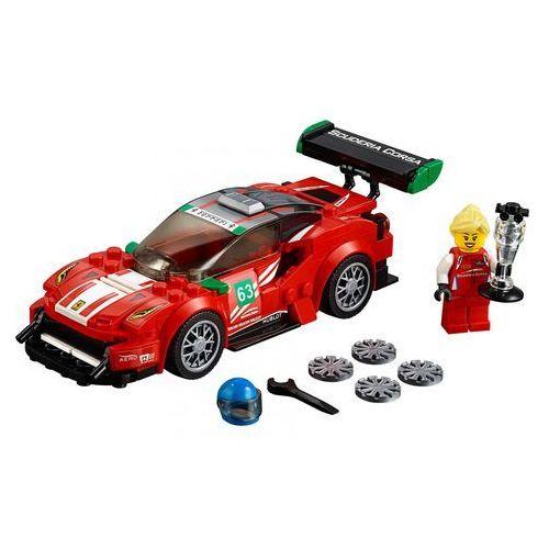Lego SPEED CHAMPIONS Ferrari 488 gt3 scuderia 57020161