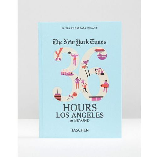 Books Ny times 36 hours in los angeles & beyond book - multi