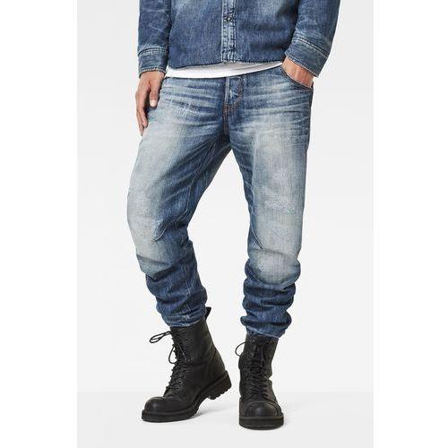 - jeansy, G-star raw