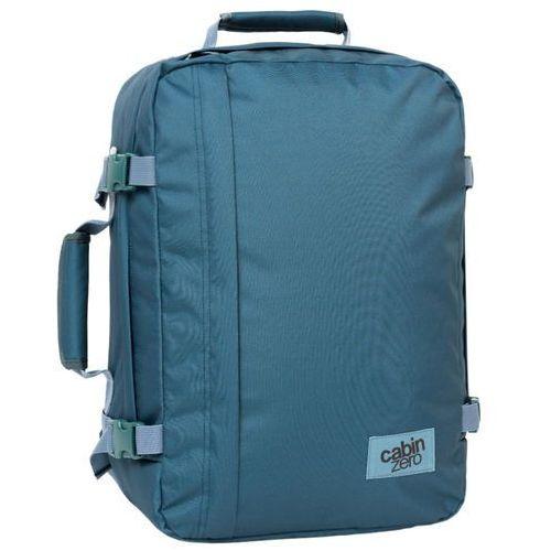 classic 36l torba podróżna podręczna / kabinowa / plecak / niebieski - aruba blue marki Cabinzero