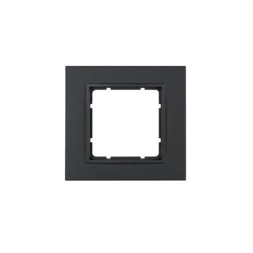 BERKER B.7 Ramka 1-krotna, antracyt, mat 10116626
