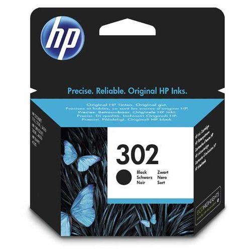 HP tusz Black 302, F6U66AE