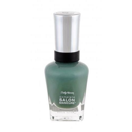 Sally hansen complete salon manicure lakier do paznokci 14,7 ml dla kobiet 586 moss definitely