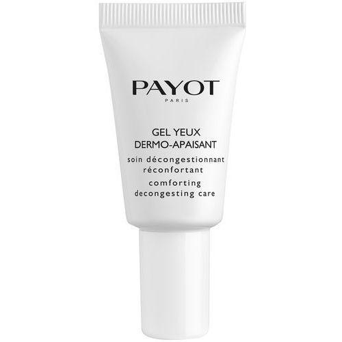 Payot Gel Yeux Apaisant Decongesting Eye Care 15ml W Krem pod oczy do skóry wrażliwej (3390150543630)
