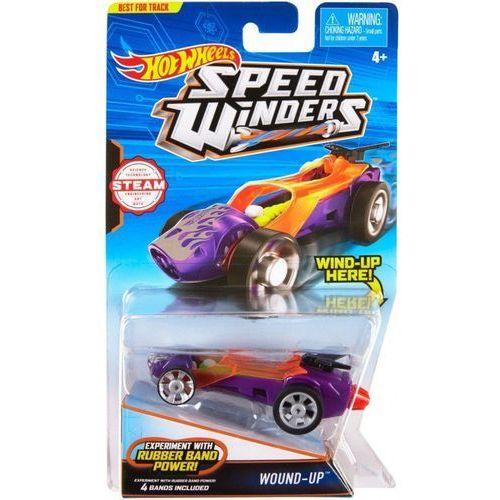Autonakręciak i samochodziki, Wound Up