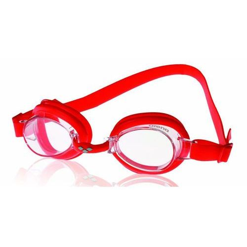 Arena Okulary bubble jr iii red