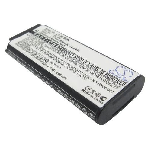 Nokia 7280 / BL-8N 650mAh 2.41Wh Li-Ion 3.7V (Cameron Sino), CS-NK8NSL