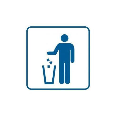 Kosz na odpadki marki Top design