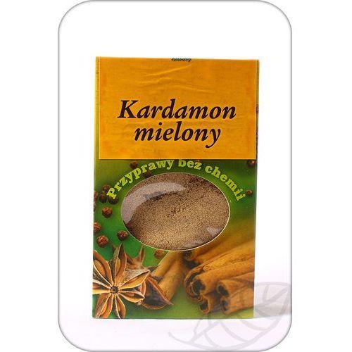 Dary natury (p): kardamon mielony - 50 g