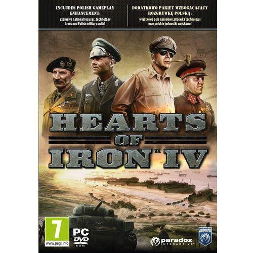 OKAZJA - Hearts of Iron 4 (PC)