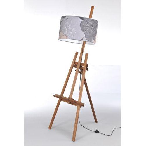Lampa Stojąca SZTALUGA DARK WOOD nr 2468, BA81-784B2