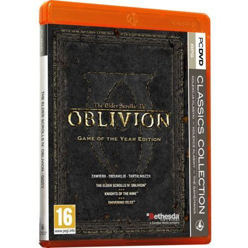 The Elder Scrolls 4 Oblivion - gra PC