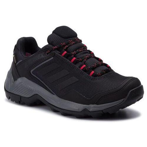 Adidas Buty - terrex eastrail gtx w gore-tex bc0977 carbon/cblack/actpnk
