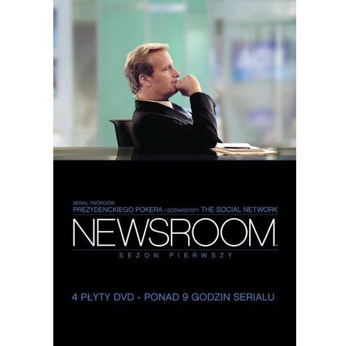 Newsroom (sezon 1, 4 DVD)