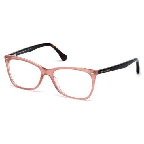 Balenciaga Okulary korekcyjne ba5019 074