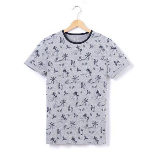 R pop T-shirt z nadrukiem 10 - 16 lat