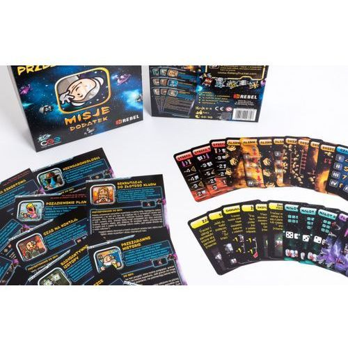 OKAZJA - Rebel Gra Ciężarówką przez Galaktykę: Misje, 0268-62176