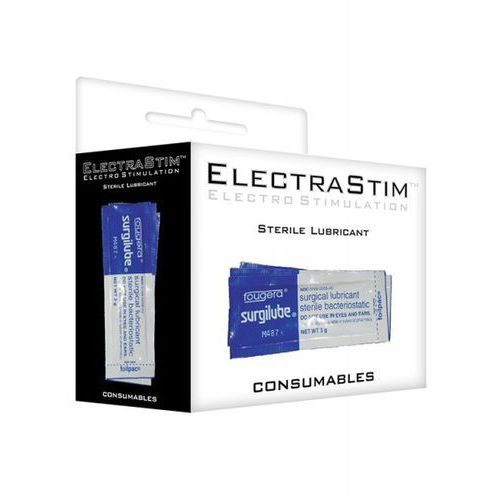 Electrastim (uk) Lubrykant sterylny surgilube 3g (10szt.)